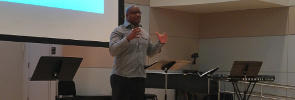"Sermon ""Voice"" by Mack Strong"