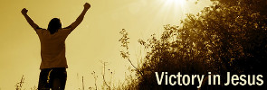 "Sermon ""Victory in Jesus"" by Andrew Hudson"