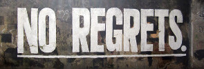 "Sermon ""A Life with no Regrets"" by Brian Dailey"
